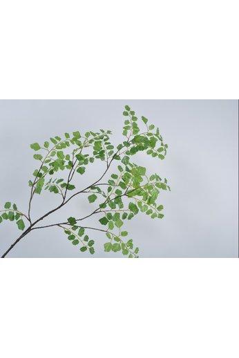 Silk-ka Bladtak groen 129 cm