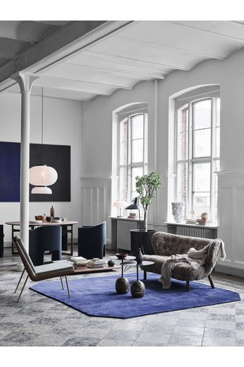 &Tradition The Moor AP6 | Blue Midnight 240x240cm