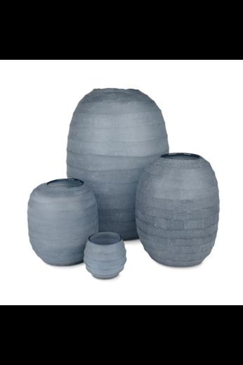 Guaxs Vase Belly XL | Indigo