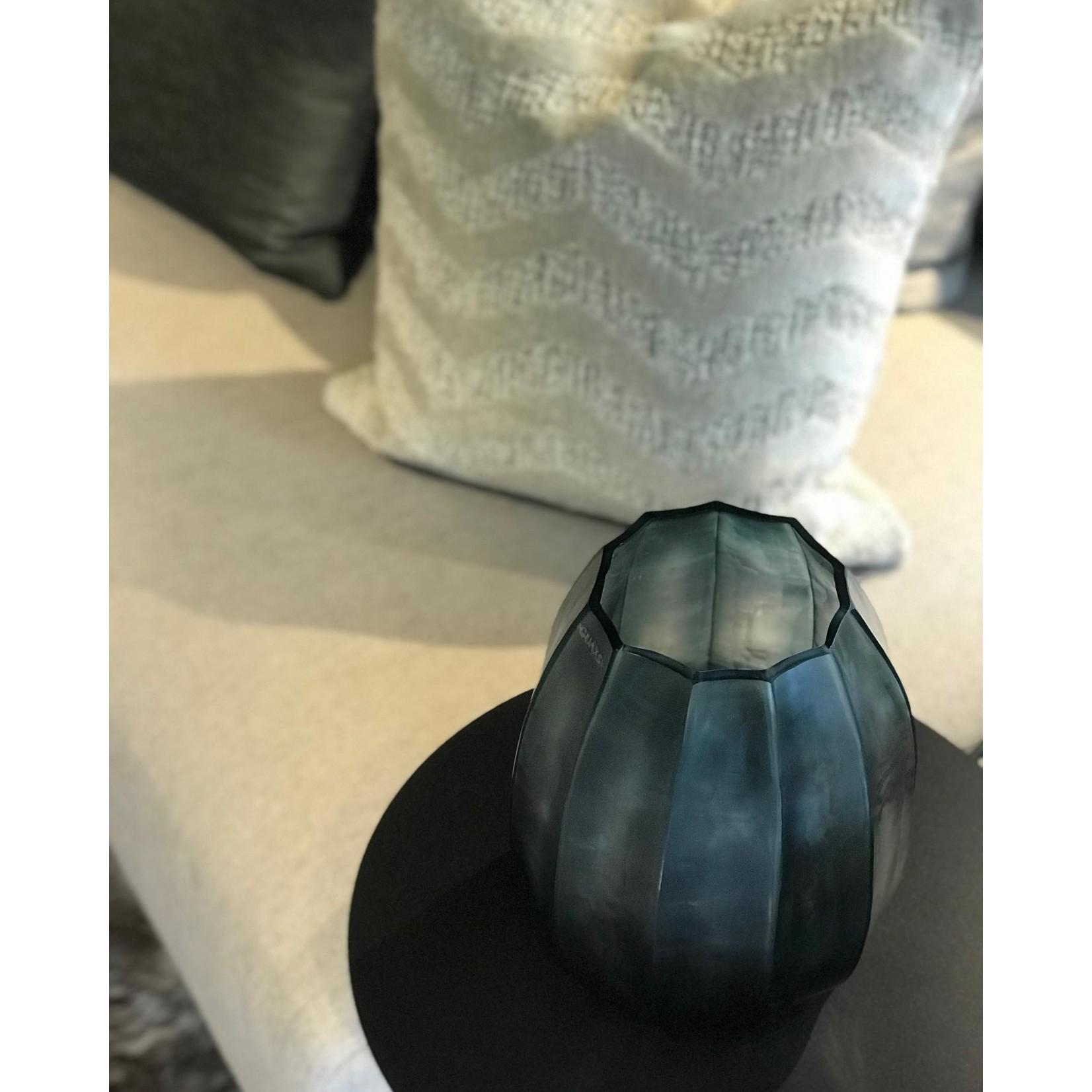 Guaxs Vase Koonam M | Ocean Blue / Indigo