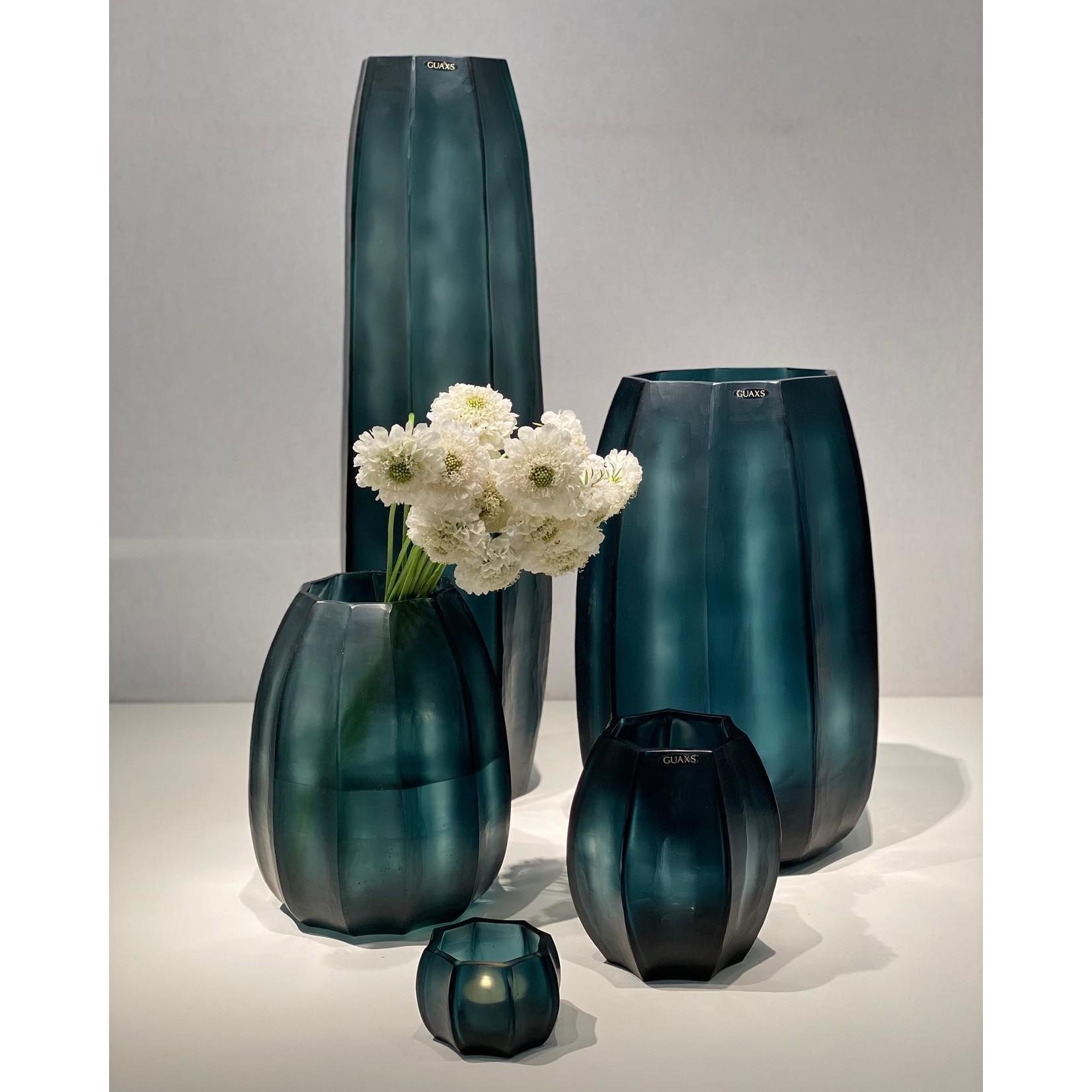 Guaxs Vase Koonam S | Ocean Blue / Indigo
