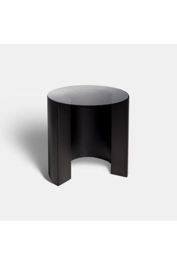 Rapture Table basse Miller 50 | Noir mat