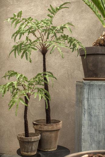 Silk-ka Plant Fern Green   105 cm