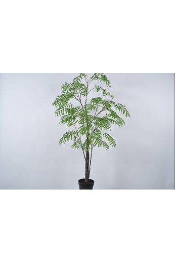 Silk-ka Fougère arborescente verte | 153 cm