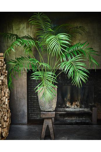 Silk-ka Plant Palm Groen | 198 cm