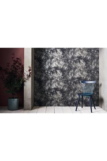 Black Edition Mizumi Wallcoverings | Utsuro Anthracite