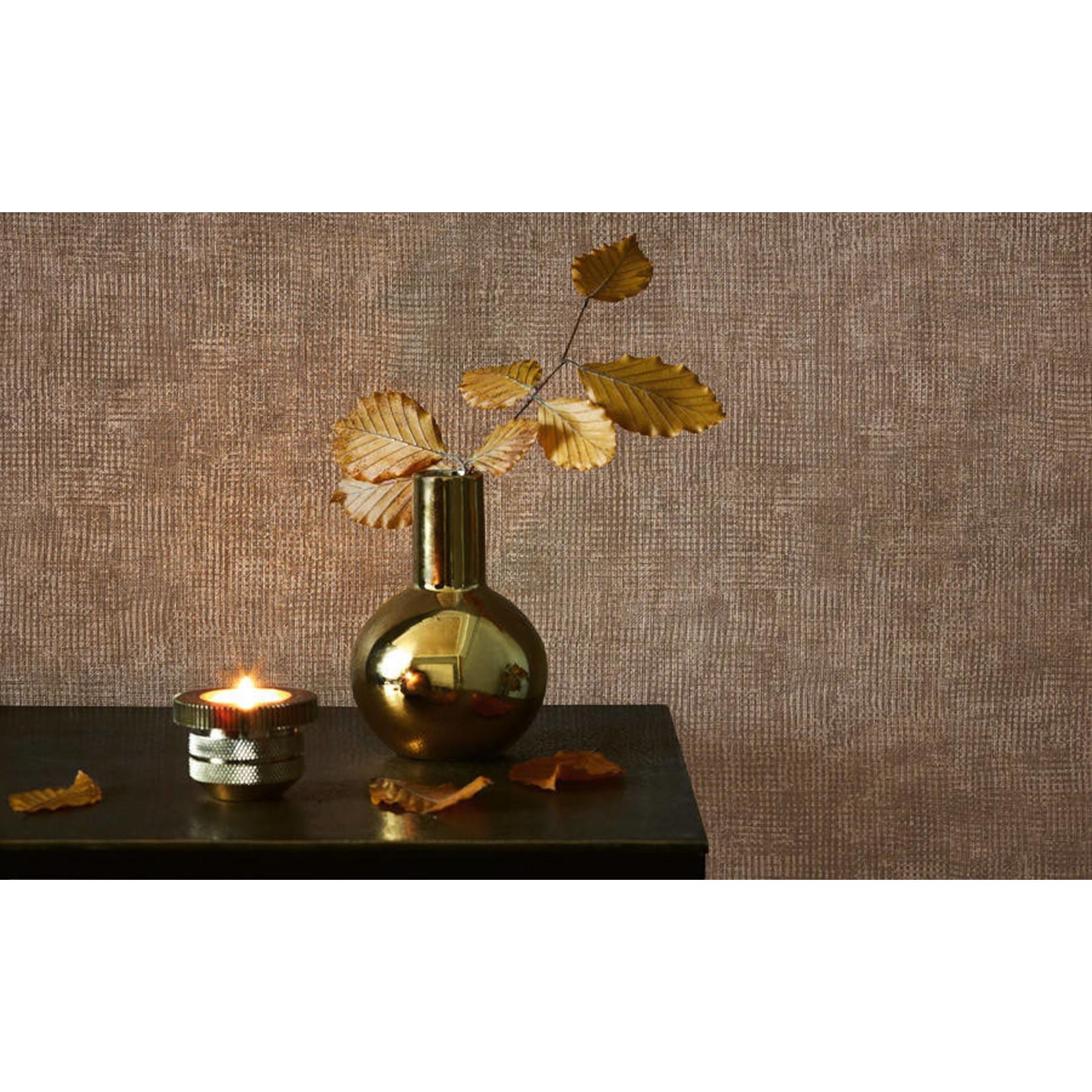 Villa Nova Renzo Wallcoverings | Jali Copper