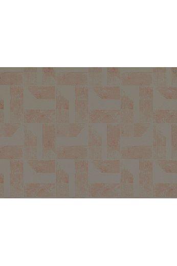 Villa Nova Renzo Wallcoverings | Renzo Copper
