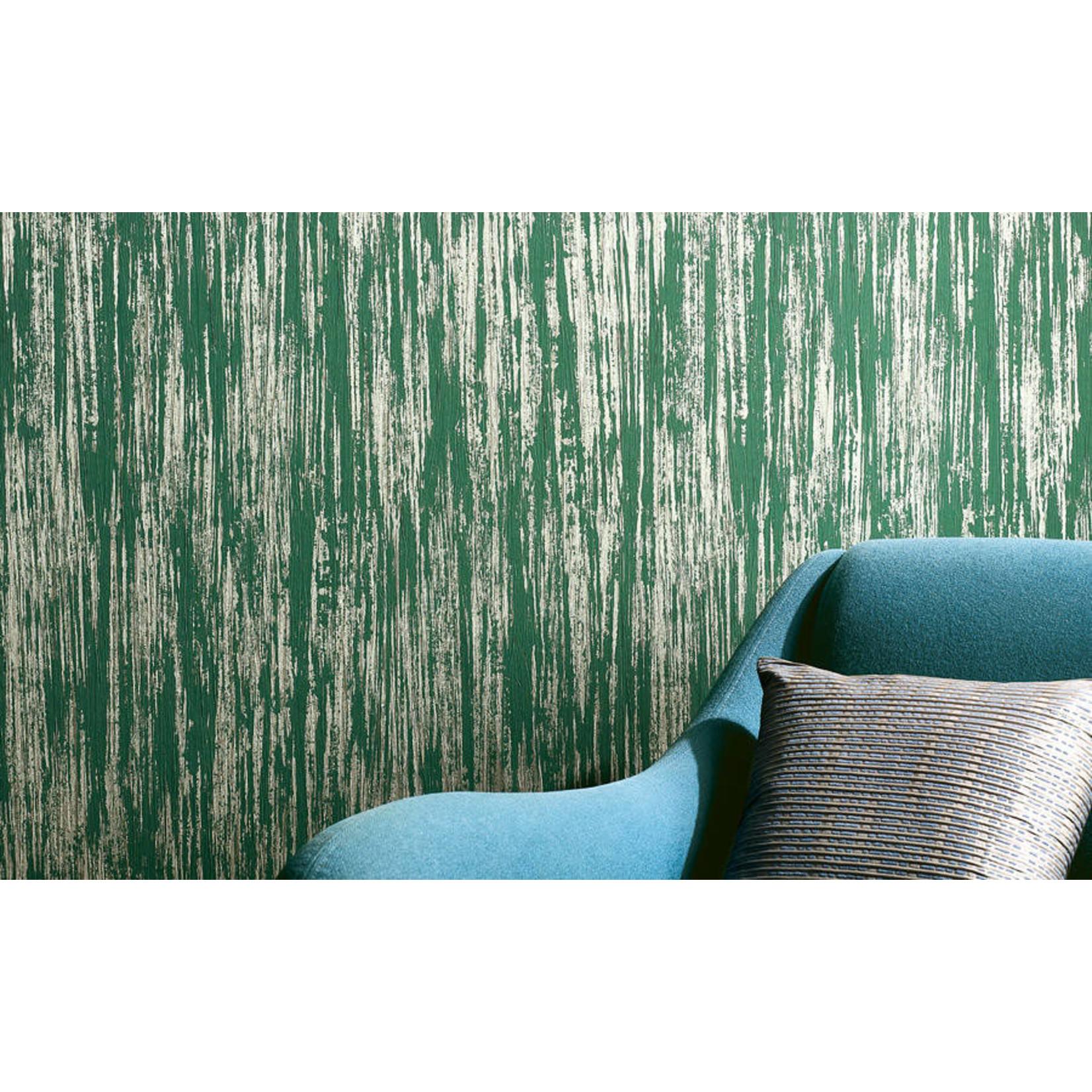 Villa Nova Renzo Wallcoverings   Cortona Emerald