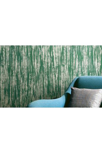 Villa Nova Renzo Wallcoverings | Cortona Emerald