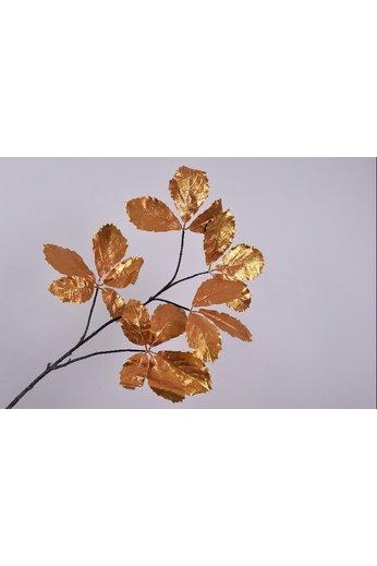 Silk-ka Branche de feuille d'or | 149 cm