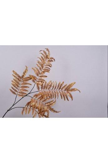Silk-ka Bladtak Varen Goud / Ora  | 195 cm