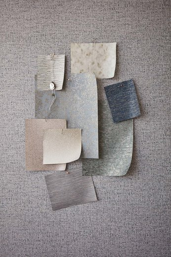 Romo Etsu Wallcoverings | Lyra Wild Rose
