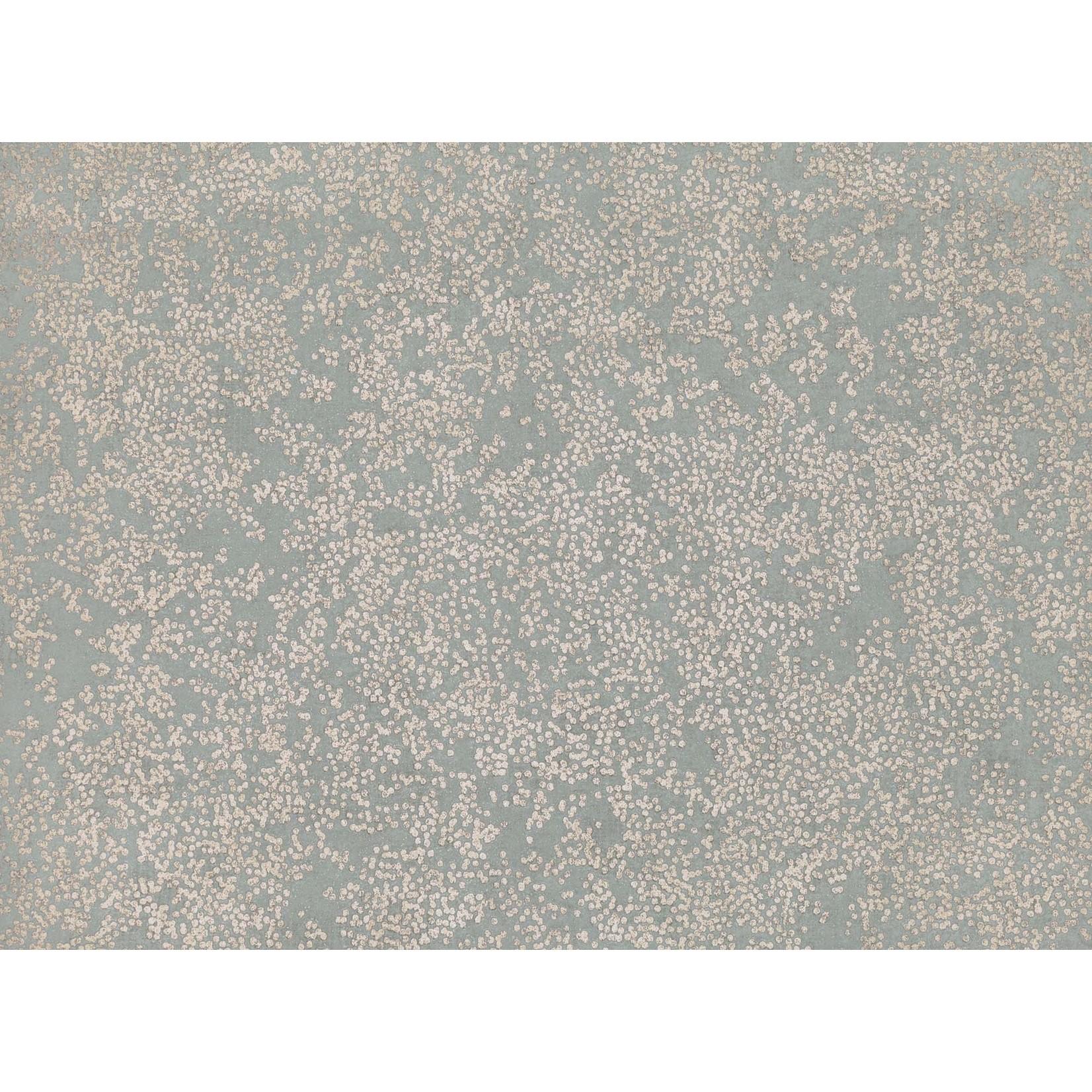 Romo Etsu Wallcoverings | Nyiri Silver Blue