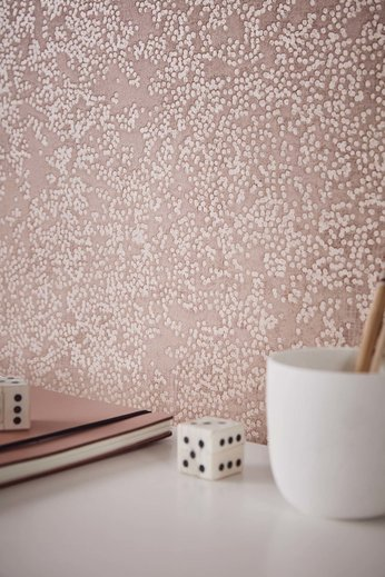 Romo Etsu Wallcoverings | Nyiri Wild Rose