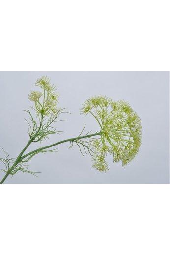 Silk-ka Dill Branch White | 66 cm