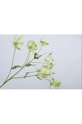Silk-ka Gloriosa Branch Green | 110 cm