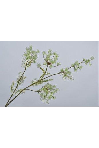 Silk-ka Dill Branch White | 120 cm