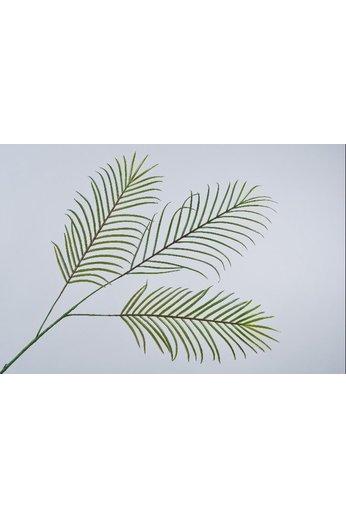 Silk-ka Leaf branch Palm Green   112 cm