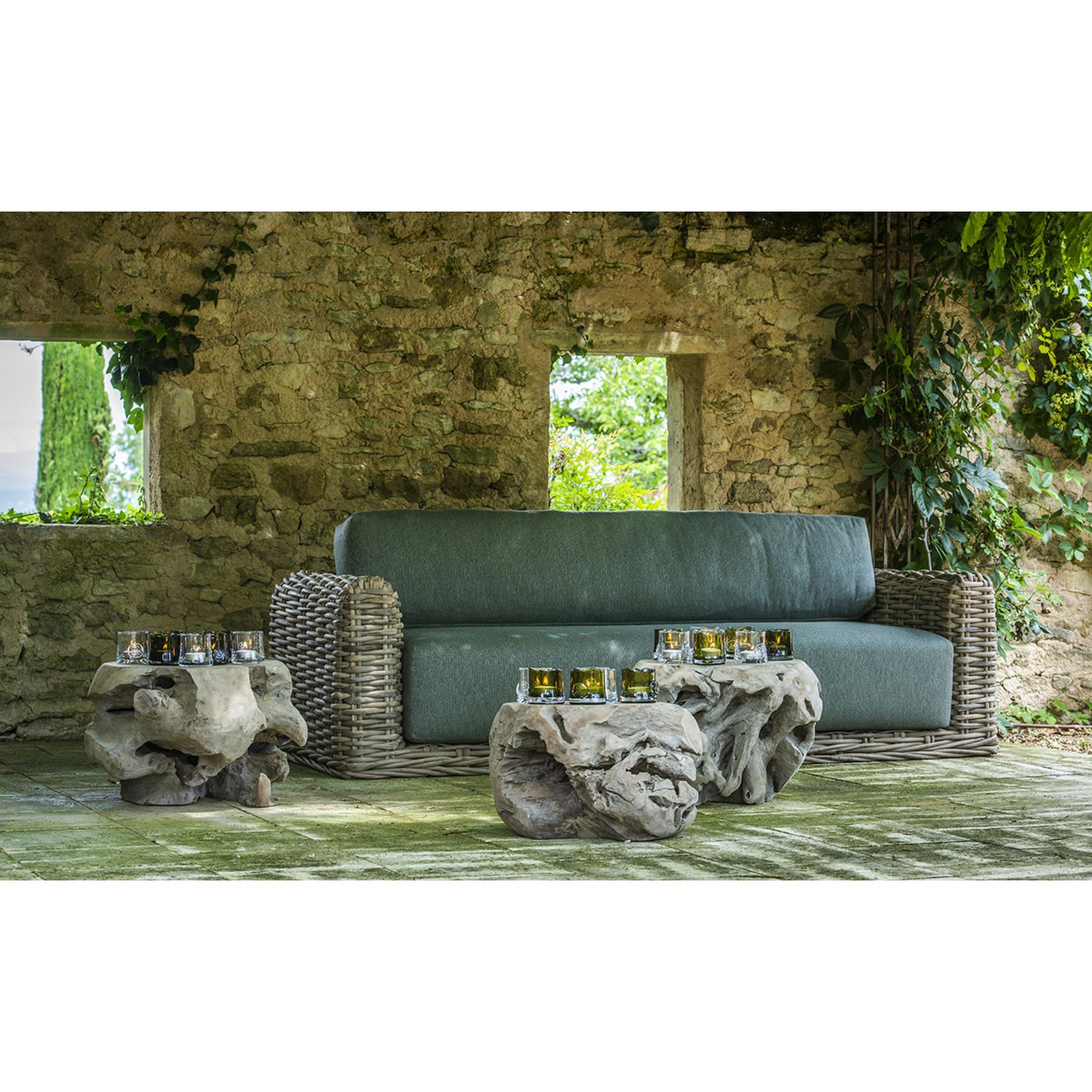 Gommaire Sofa Doran | CL Rattan + Cushion
