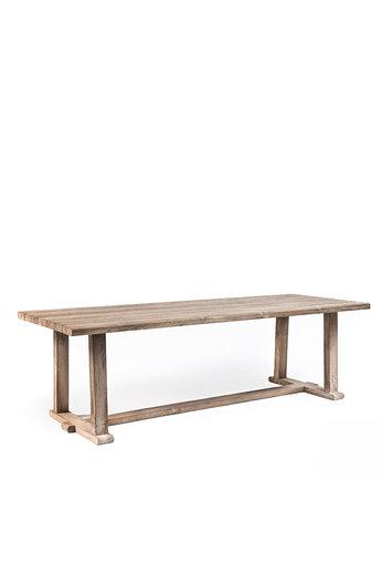Gommaire Table Josse | Reclaimed Teak Natural Gray