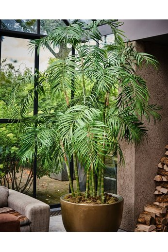 Silk-ka Plant Palm Green | 152 cm