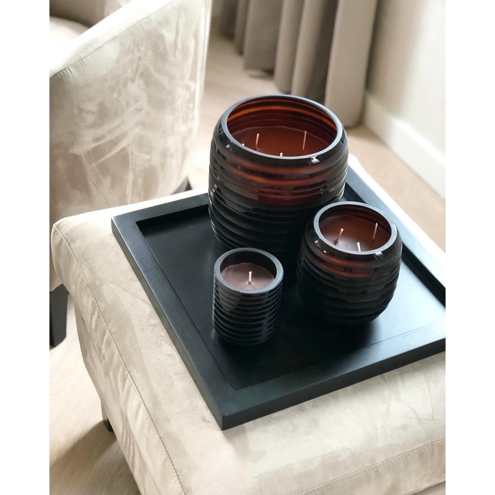 Black tray 40 x 40