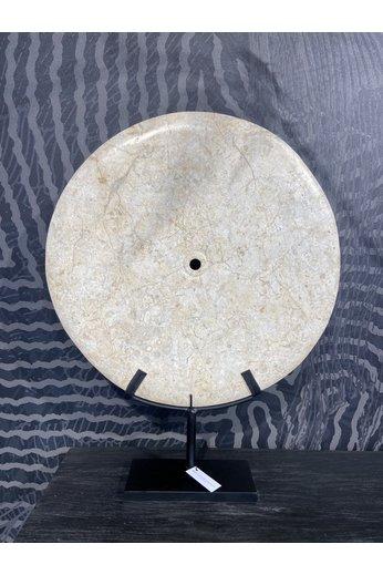 Ringstone blanc | Dia. 50 cm