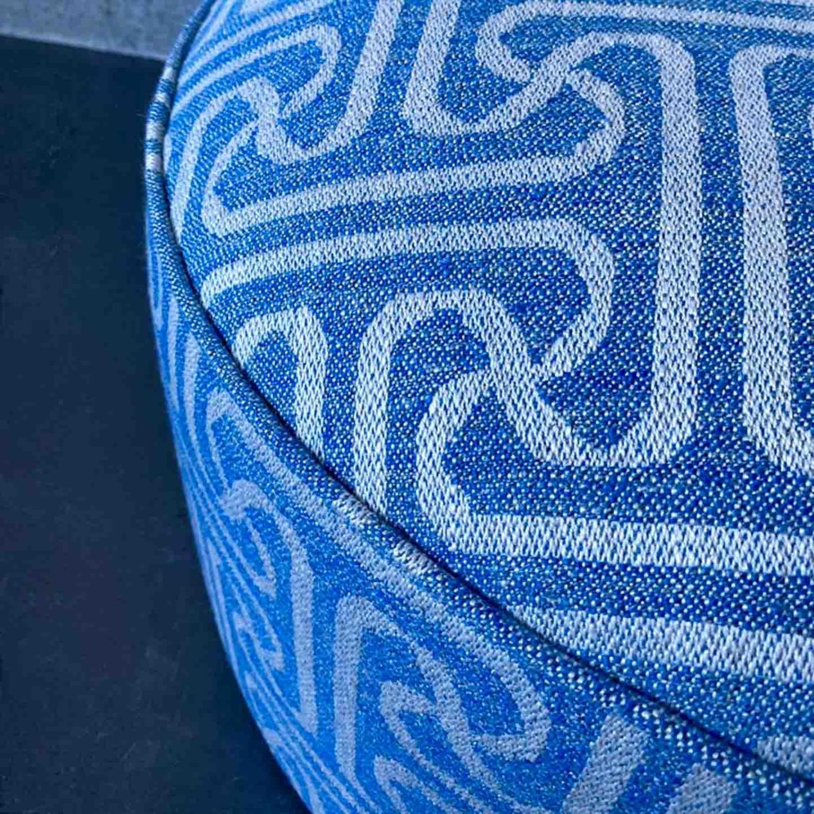 Evolution 21 Capri Blue Reverse | Pouf Scott
