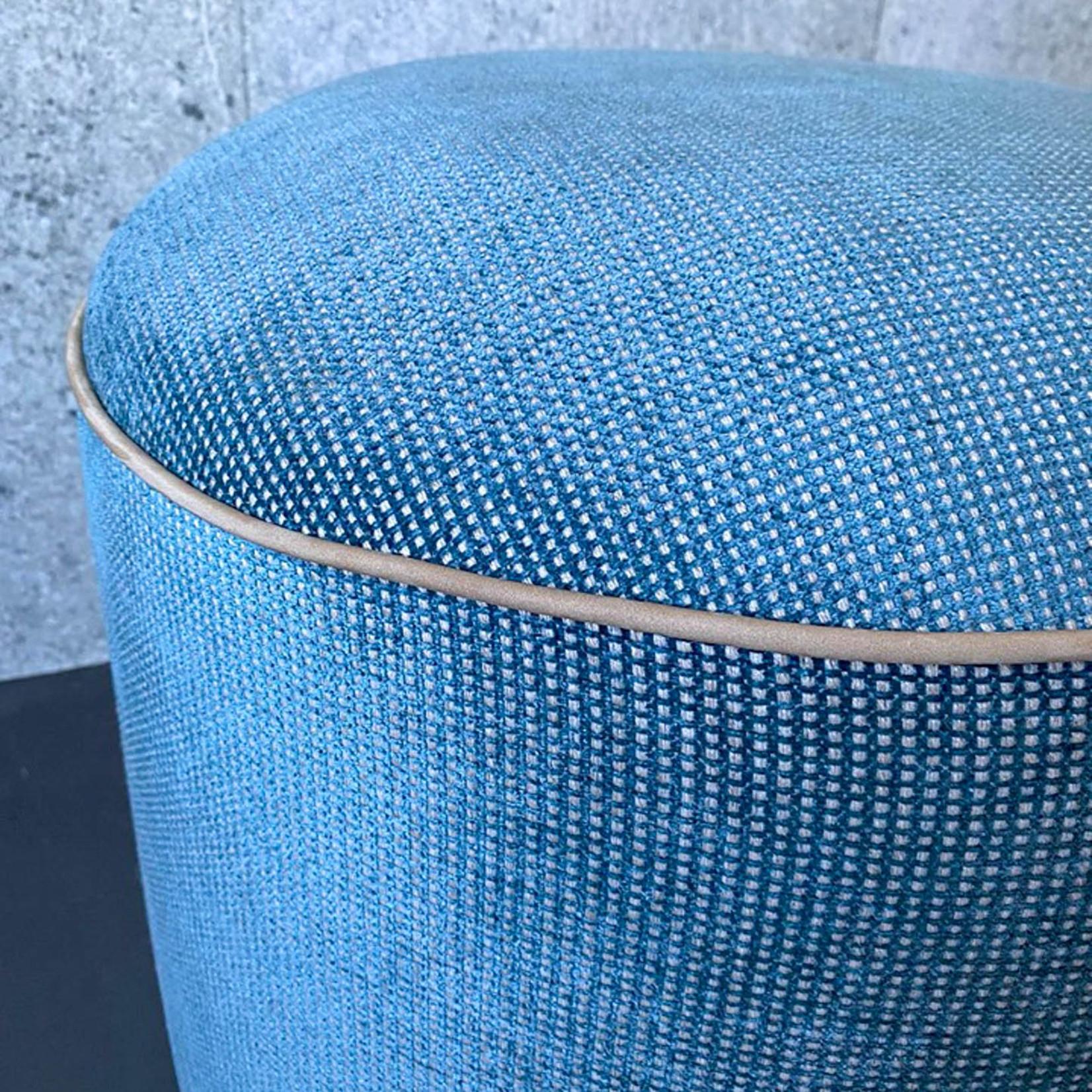 Evolution 21 Laurenne Azur-turquoise | Pouf Scott
