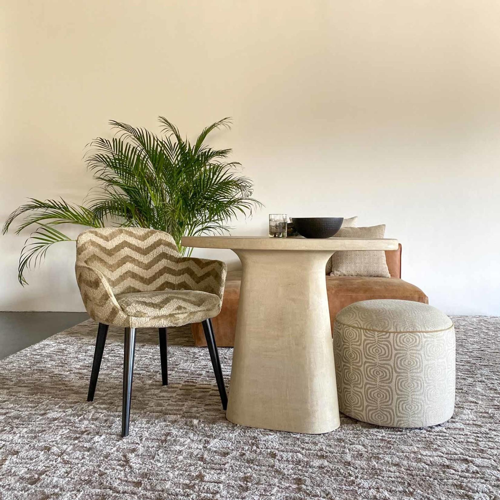 Evolution 21 Malibu Sand | Pouf Scott
