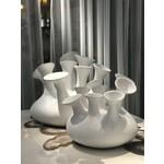 Aangenaam XL vase en gelée   Blanc mat