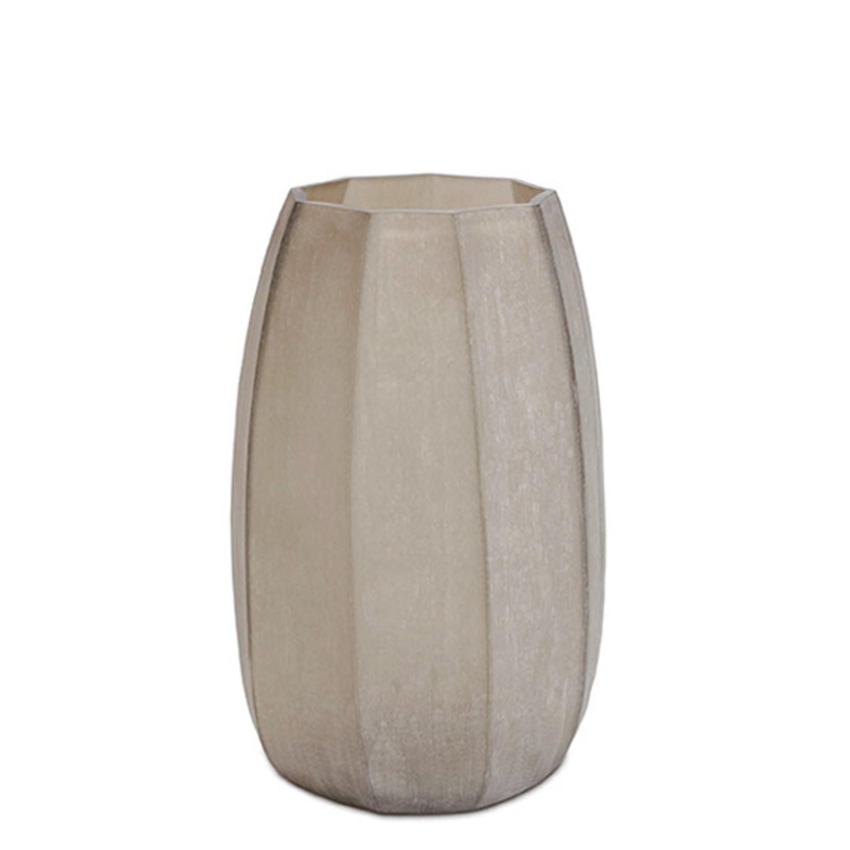 Guaxs Vase Koonam XL | smoke grey