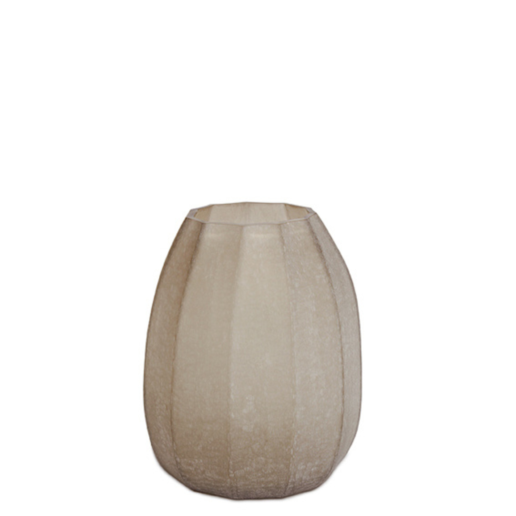 Guaxs Vase Koonam M | smoke grey