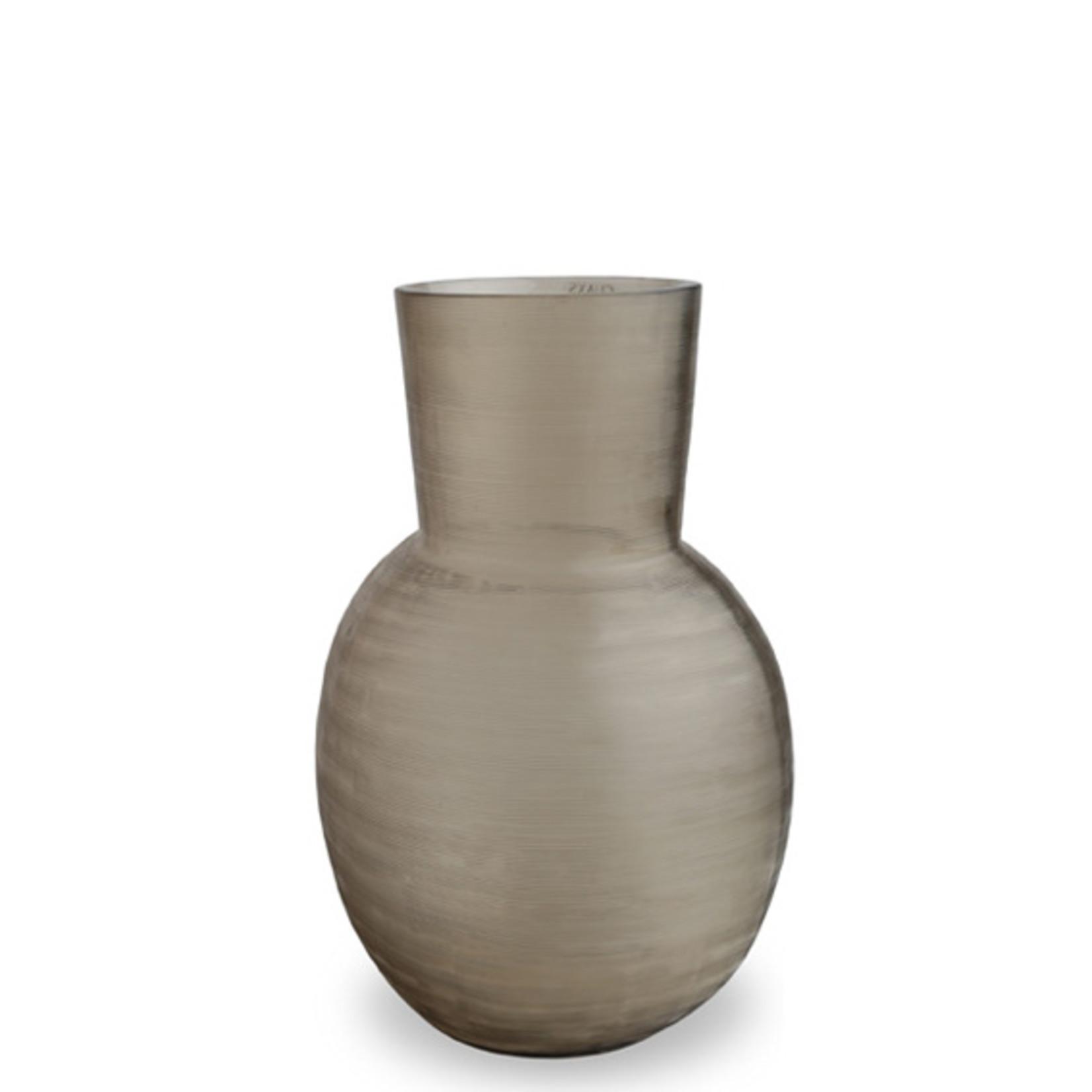 Guaxs Vase Yeola L | smoke grey