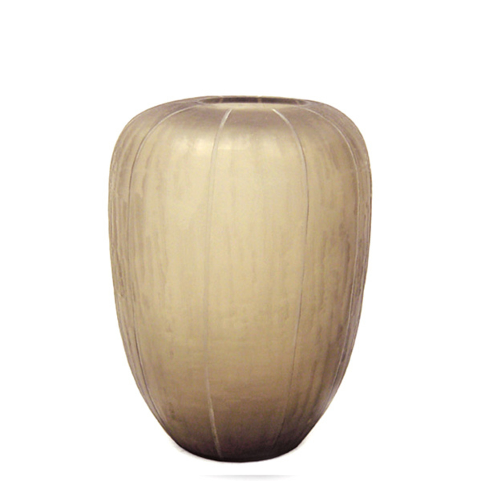 Guaxs Vase Gobi Tall | smoke grey