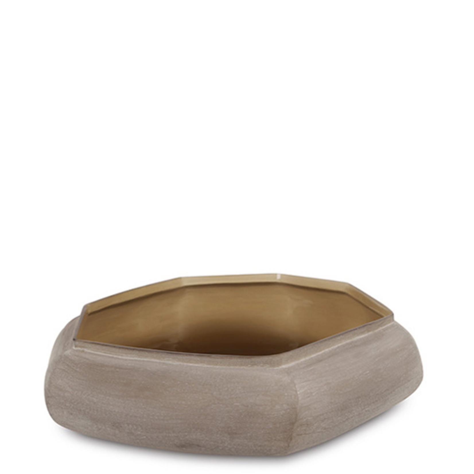 Guaxs Bowl Karakol   smoke grey