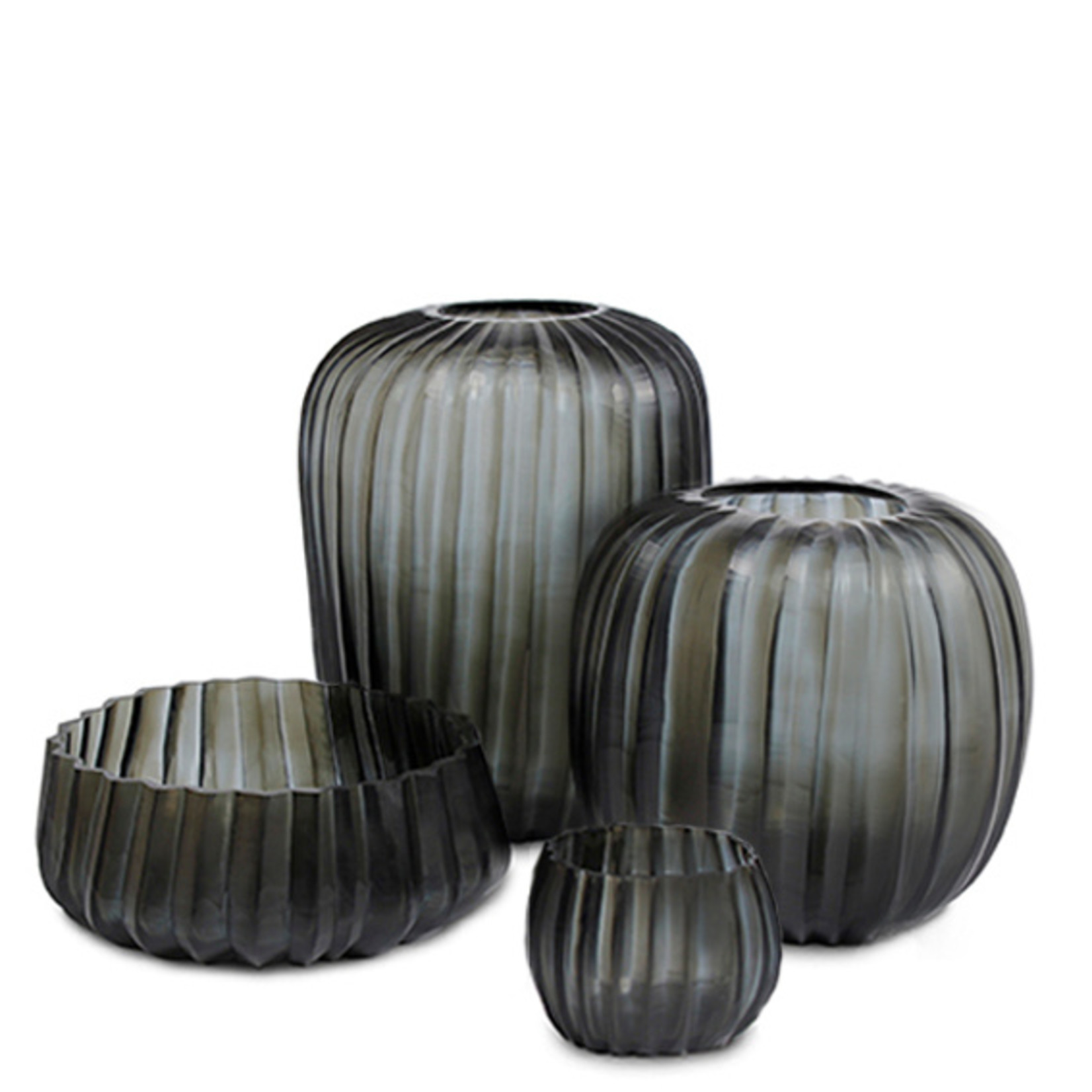 Guaxs Bowl Manakara | Indigo / Smoke Gray