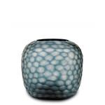 Guaxs Vase Somba L | Bleu océan / Indigo