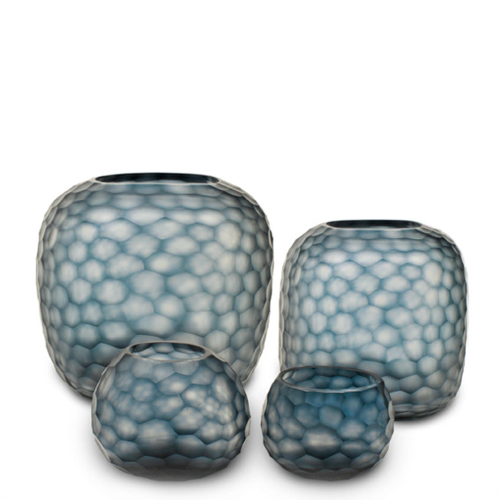 Guaxs Vase Somba M | Ocean Blue / Indigo