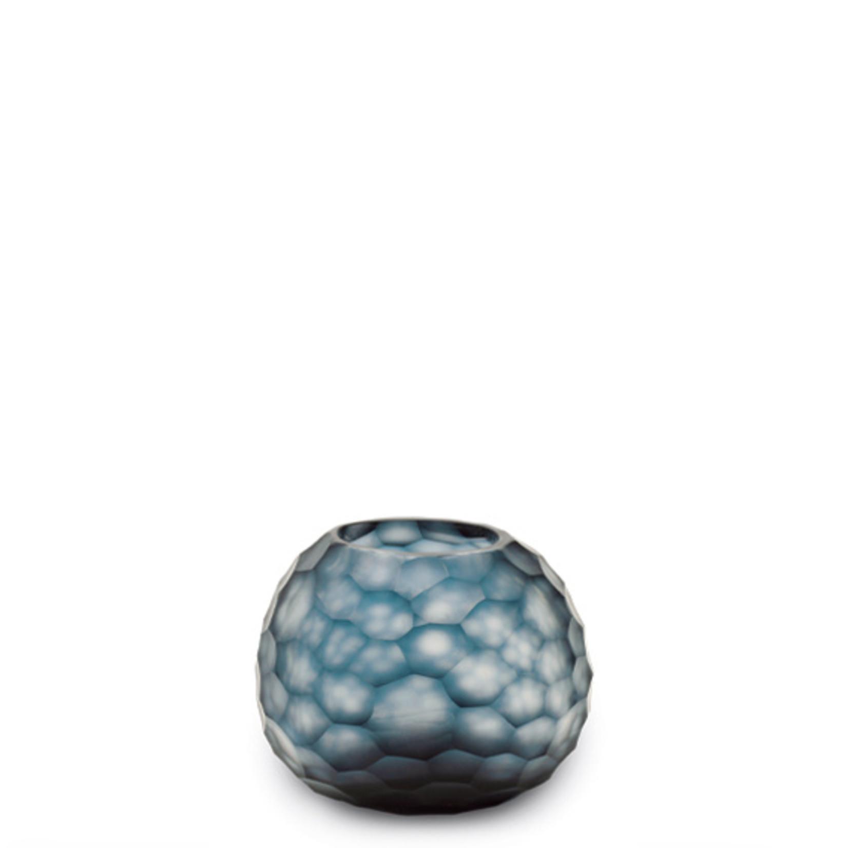 Guaxs Vase Somba S   Ocean Blue / Indigo