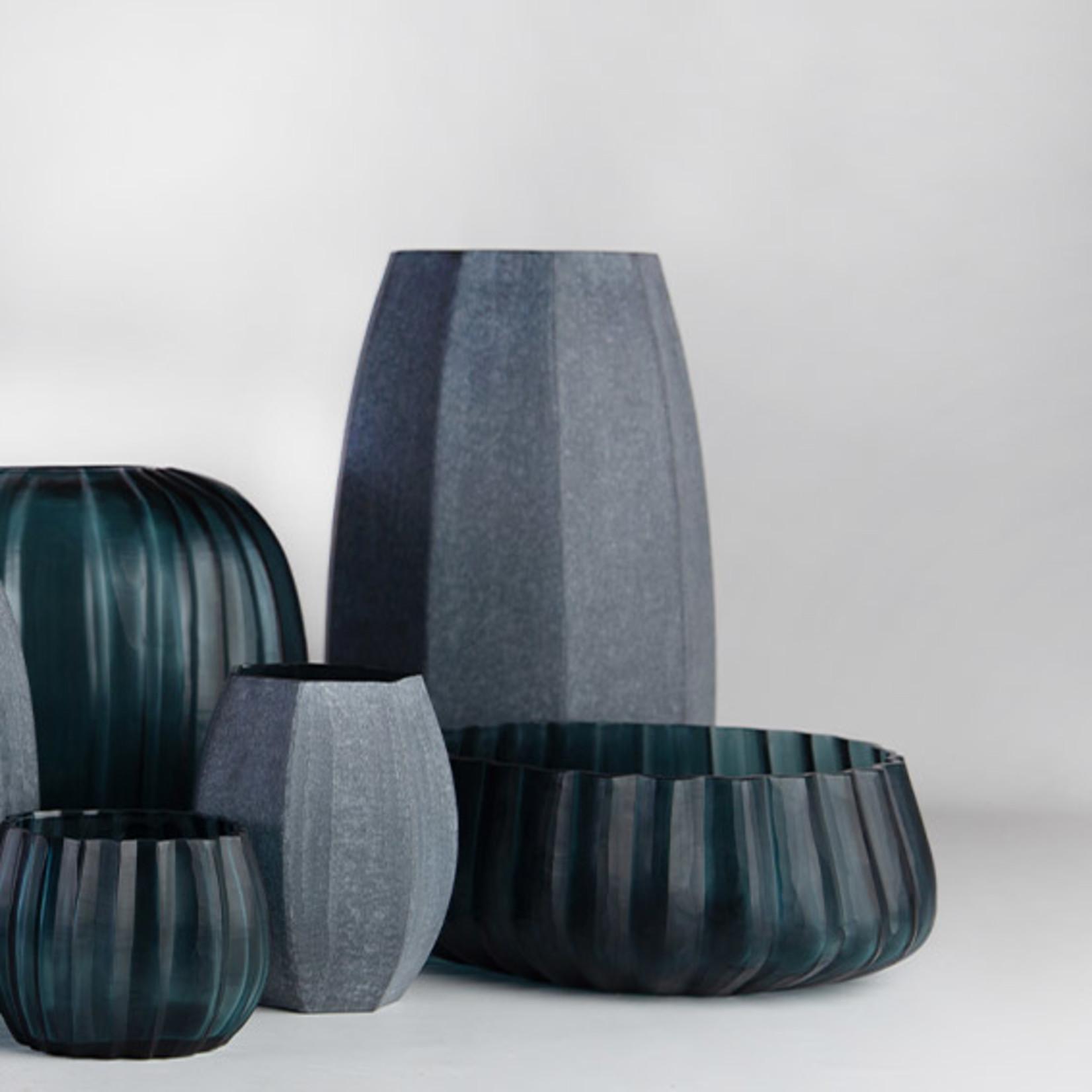 Guaxs Vase Koonam XL | Dark Indigo