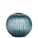 Guaxs Vase Gobi Round   Ocean Blue / Indigo