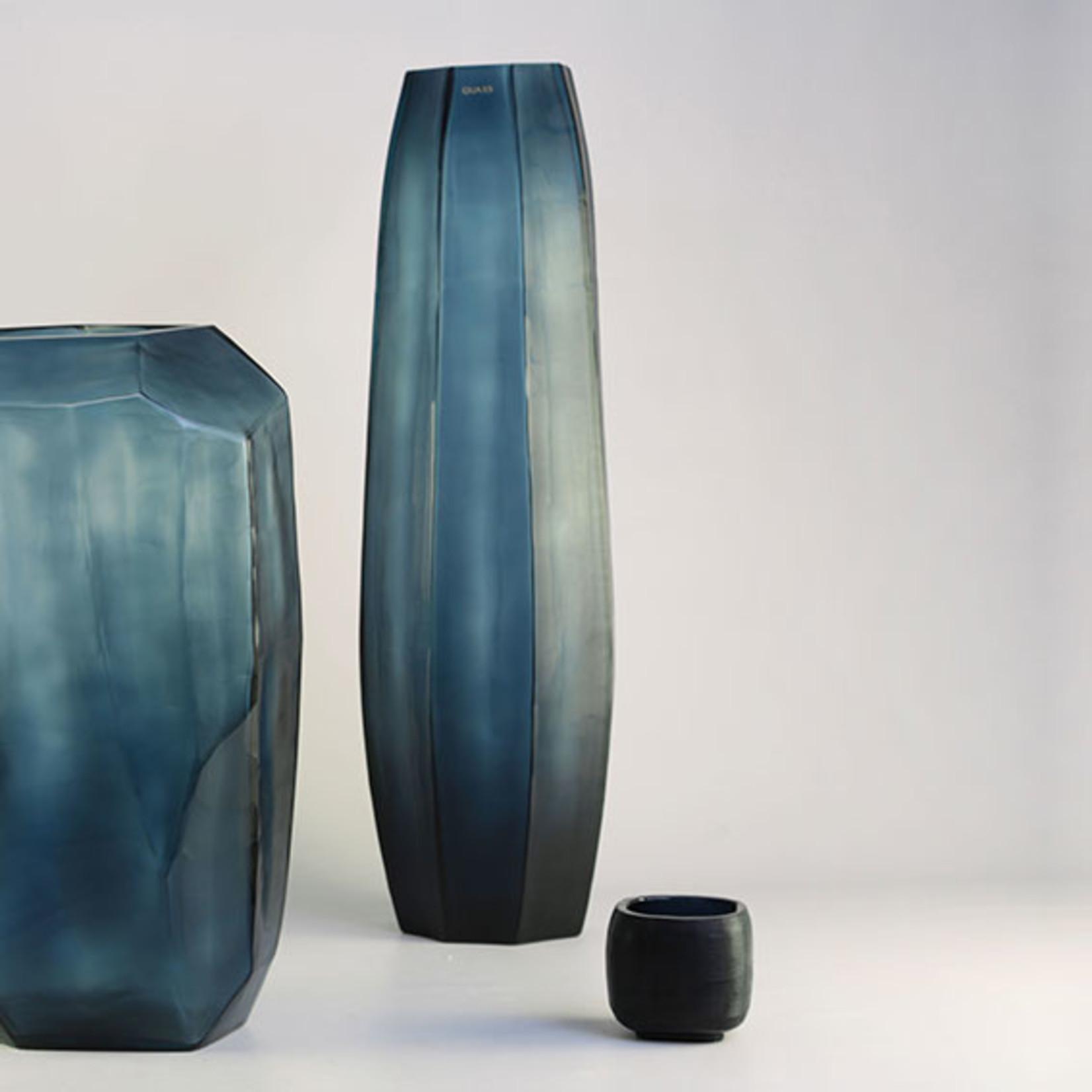 Guaxs Vaas Koonam Tall | Ocean Blue / Indigo