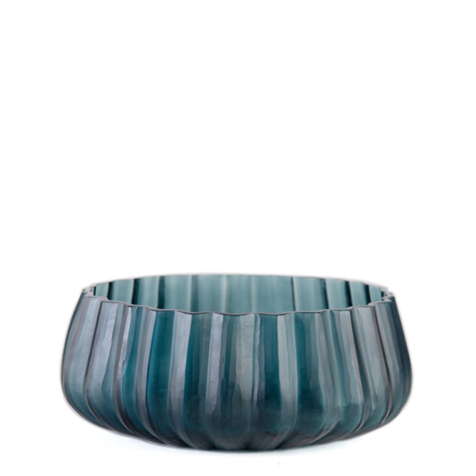 Guaxs Bowl Manakara   Ocean Blue / Indigo