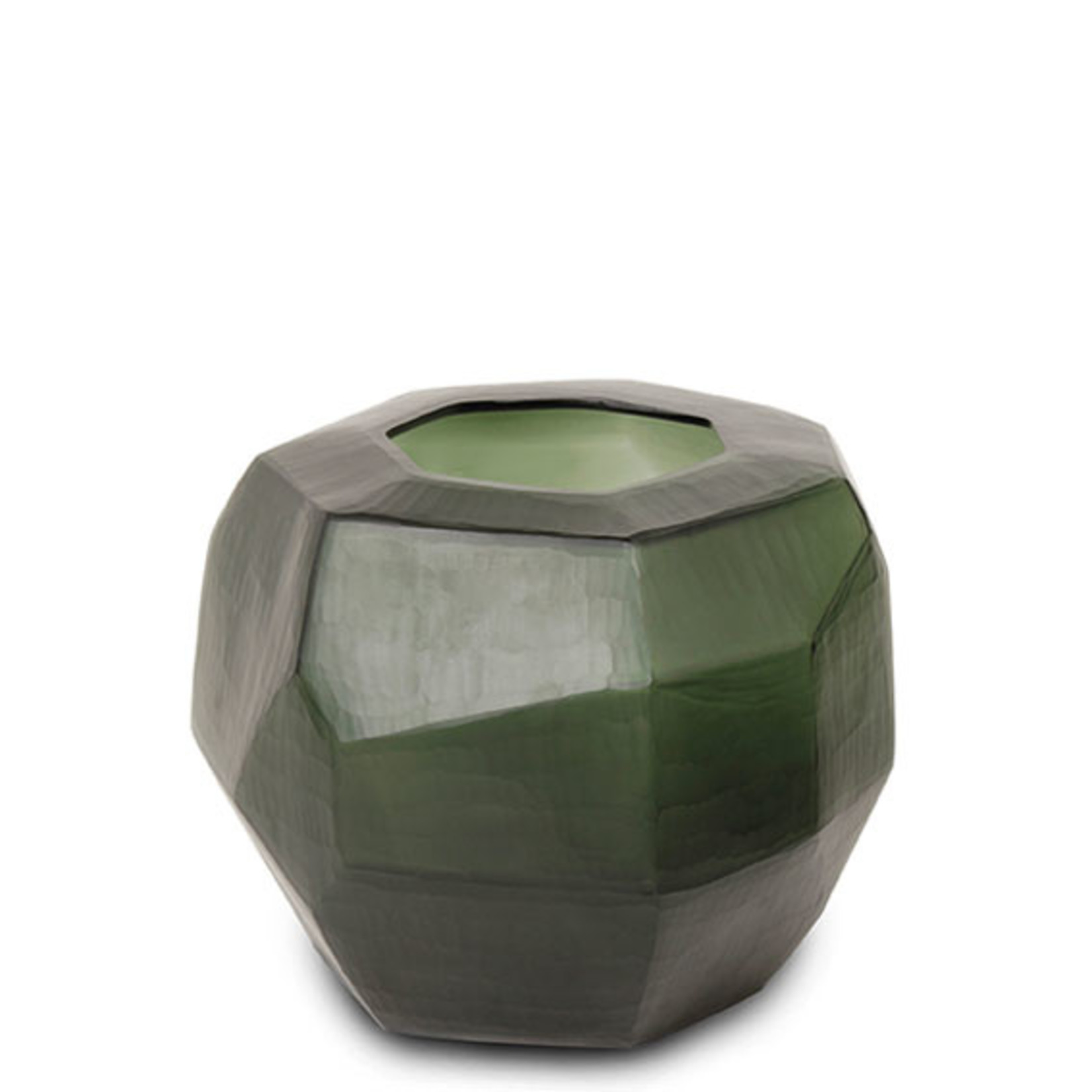 Guaxs Vaas Cubistic Round | Black / Steelgrey
