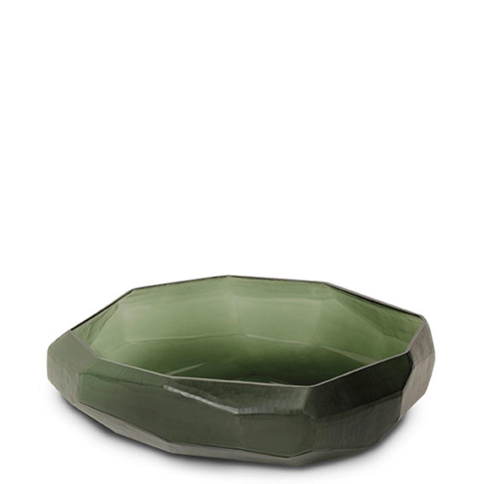 Guaxs Cubistic Bowl | Black / Steelgrey