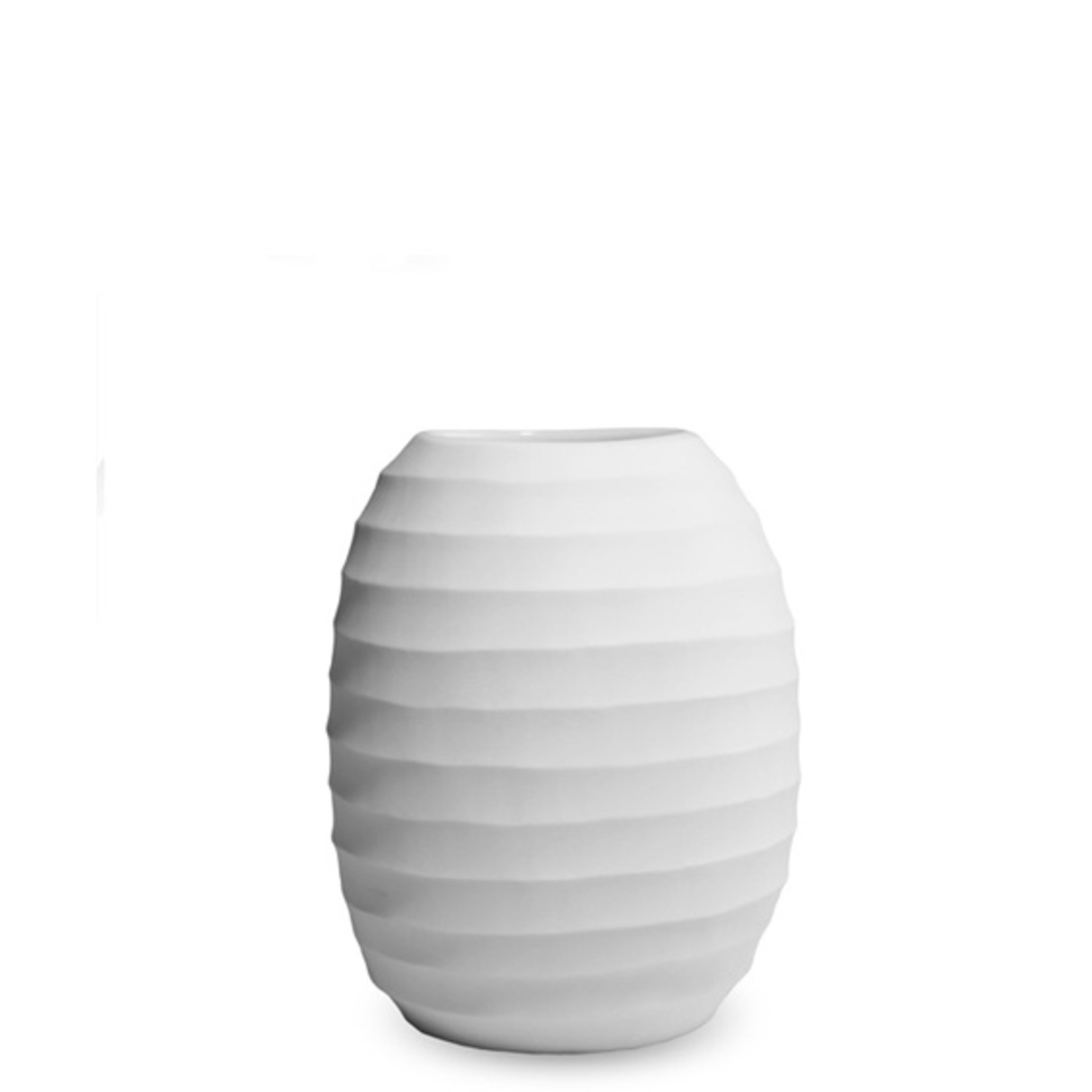 Guaxs Vase Belly XL   Opal