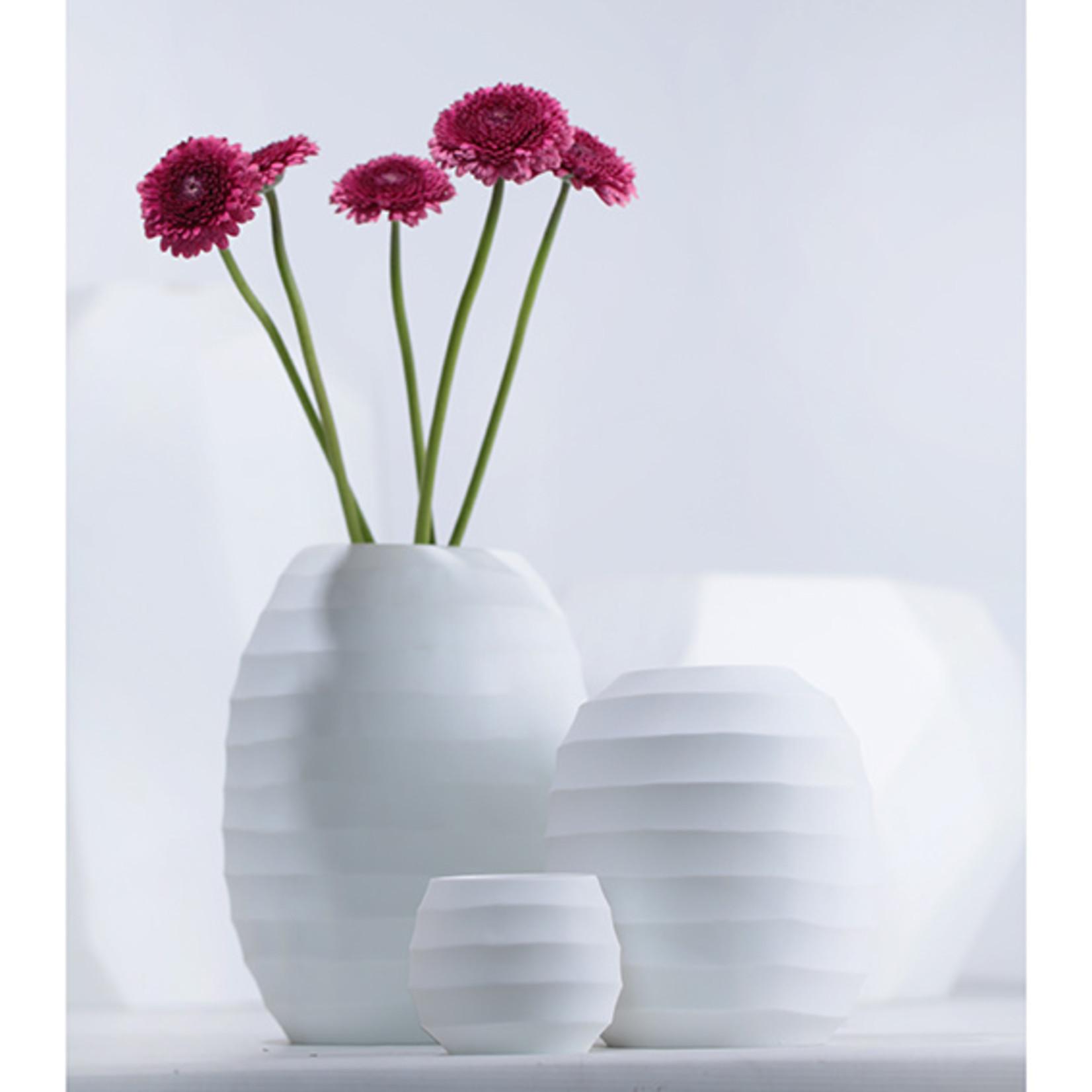 Guaxs Vase Belly L | Opale