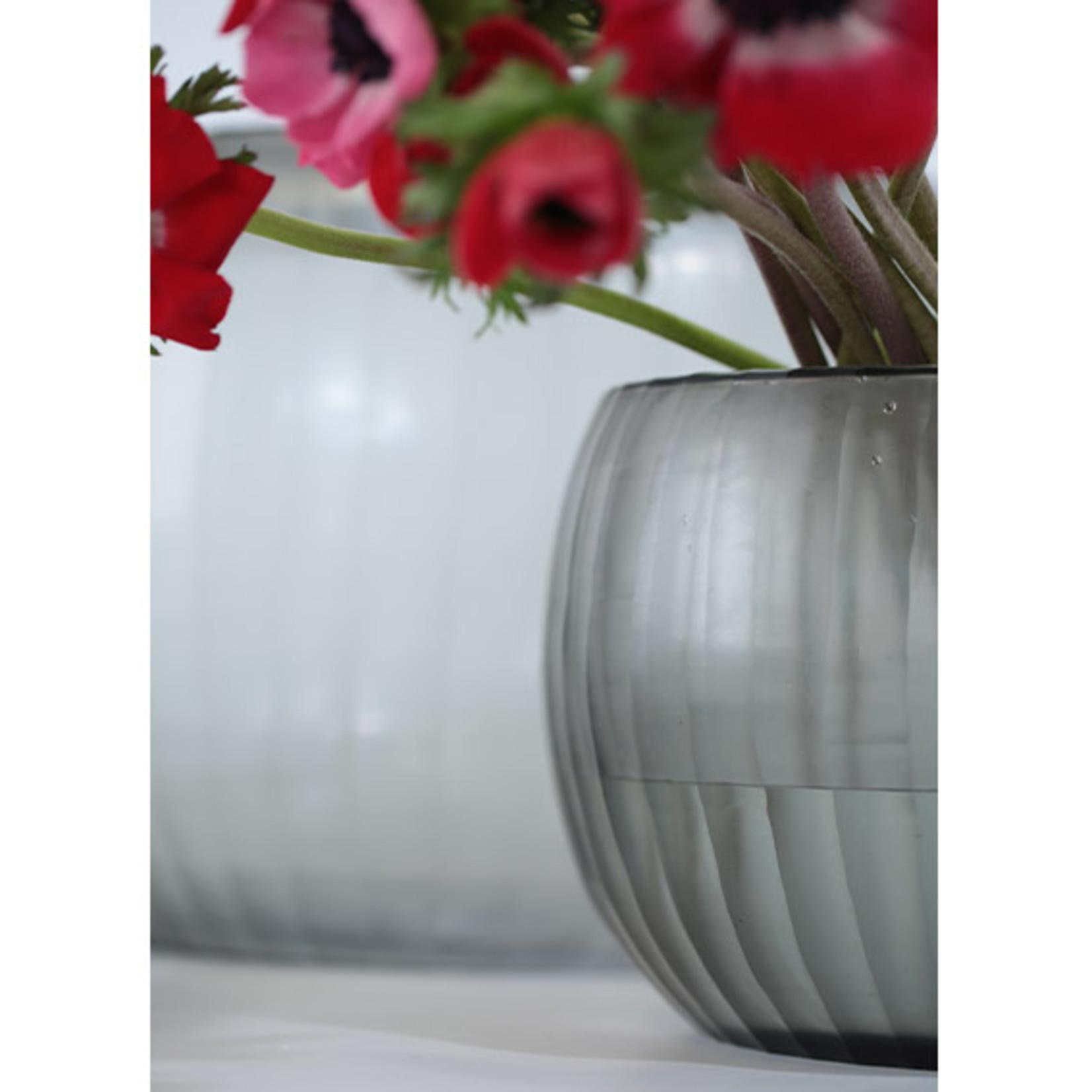 Guaxs Vase Madras M | Grey